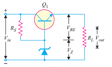 Transistor Series Voltage Regulator Electronics Post