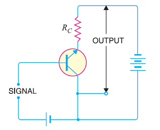 ommon collector npn transistor circuit