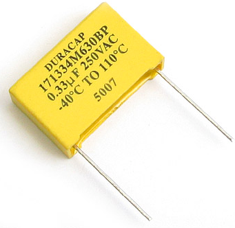 What Is A Capacitor What Are The Different Types Of