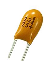 tantalum electrolytic capacitor