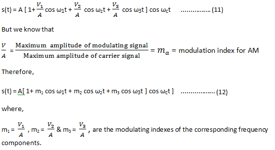 power content of am wave