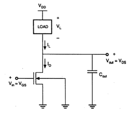 Generalized Circuit for an nMOS Inverter