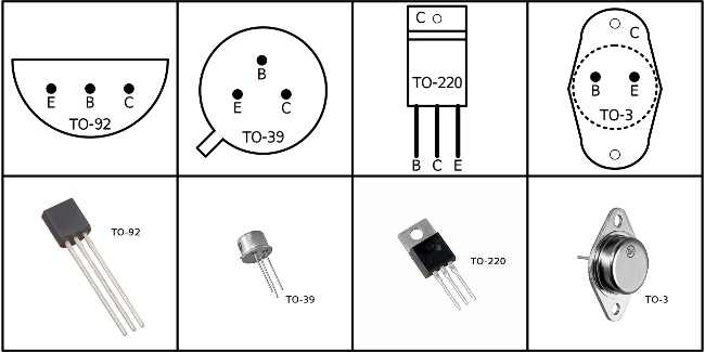 transistor lead identification electronics post rh electronicspost com