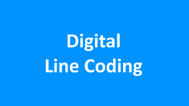 Digital Line Coding