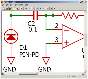 pcb design software BSch3V