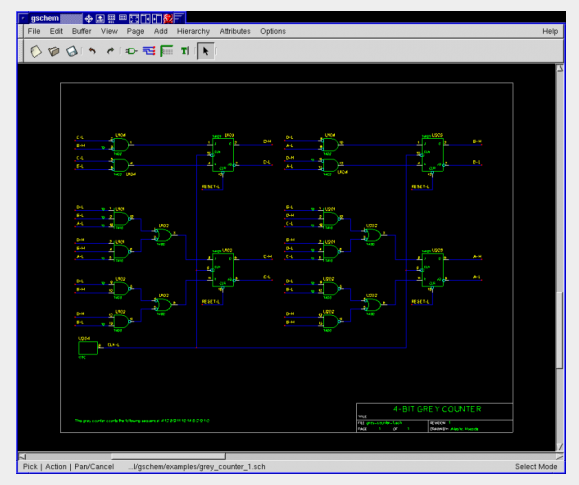 PCB DESIGN SOFTWARE gEDA