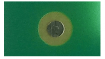 PCB fiducial mark