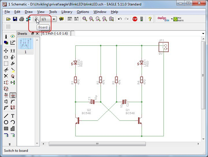 How To Create a PCB Layout - Electronics Post
